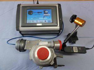 urządzenie dobadania turbosprężarek