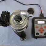 sprawdzanie turbosprężarki