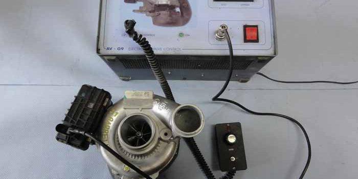 Diagnostyka turbosprężarki