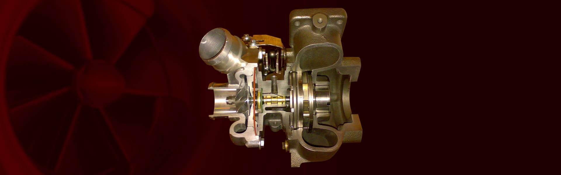Serwis i sprzedaż turbosprężarek